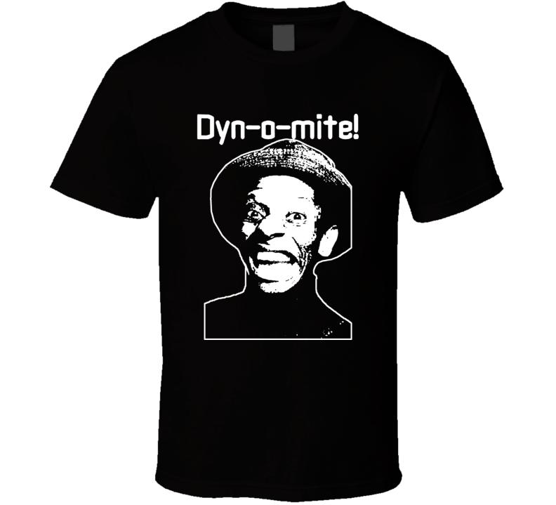 Jimmie Walker Dyn o mite Good Times t shirt