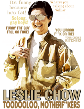 Mr Chow Quotes