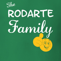 17355827 The Rodarte Family Cool Last Name